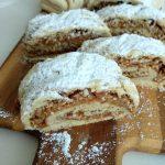 עוגיות מגולגלות אגוזים ודבש