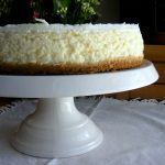עוגת גבינה ריקוטה ויוגורט