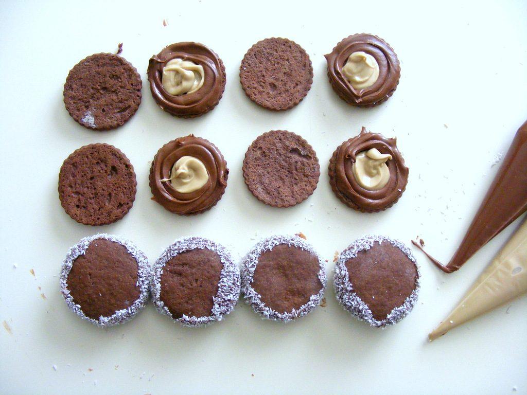 אלפחורס שוקולד חלבה