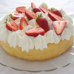 עוגת שקדים לימונית ללא גלוטן