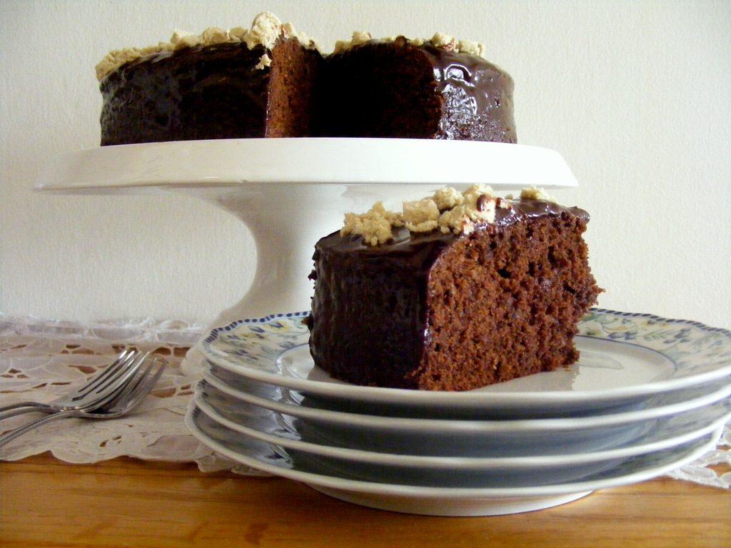 עוגת שוקולד חלבה