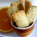 עוגיות תפוזים פריכות עם תה ארל גריי עוגיות ריחניות נהדרות