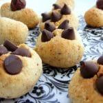 עוגיות מרציפן אגוזים וקוקוס נהדרות לפסח