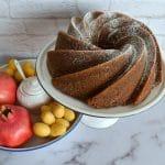 עוגת דבש מתכון משפחתי מעולה