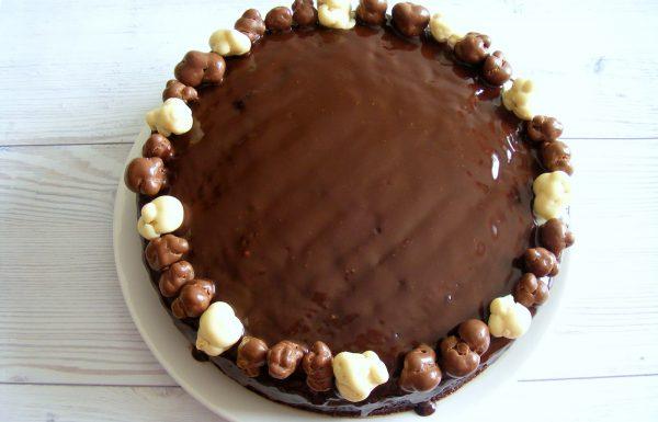 עוגת שוקולד וסילאן