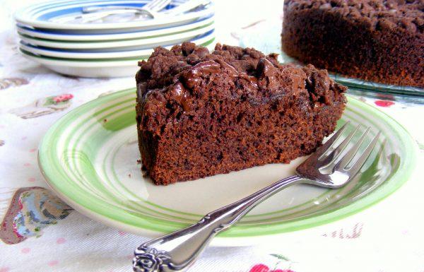 עוגת נוטלה עם שוקולד צ'יפס העוגה שילדים אוהבים