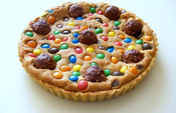 פאי עוגיות שוקולד צ'יפס שילדים אוהבים