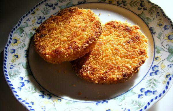לביבות כרובית ותפוחי אדמה אפויות בתנור