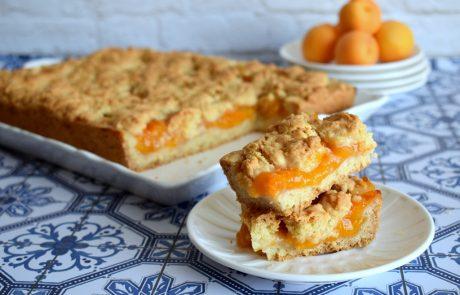 עוגת משמשים מעולה המבשרת את בוא הקיץ
