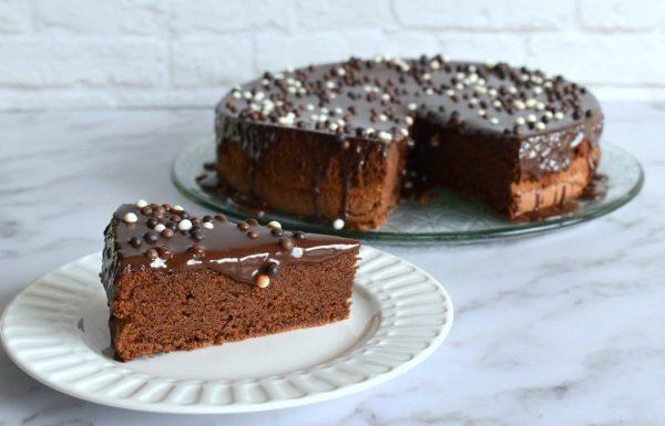 עוגת שוקולד מהקיבוץ