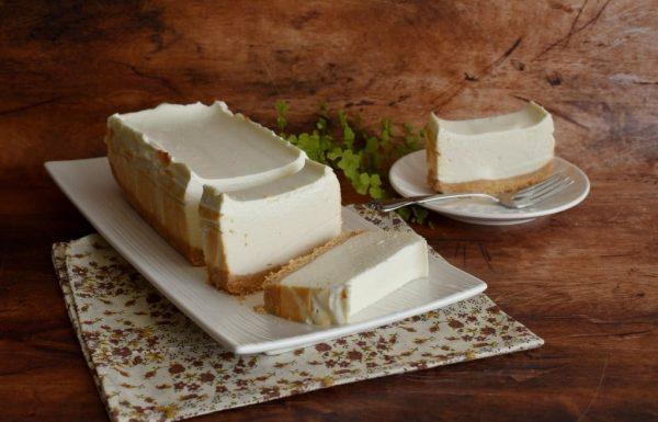 עוגת גבינה אפויה בלי ביצים ובלי הקצפות