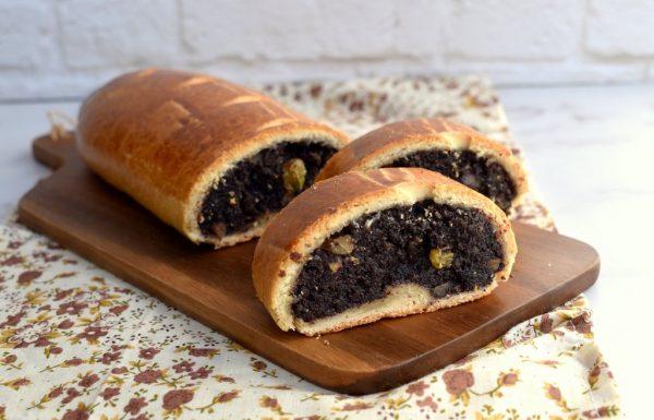 פרסבורגר פרג או שוקולד זו עוגת שמרים מעולה