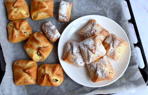 גביניות – עוגות שמרים גבינה