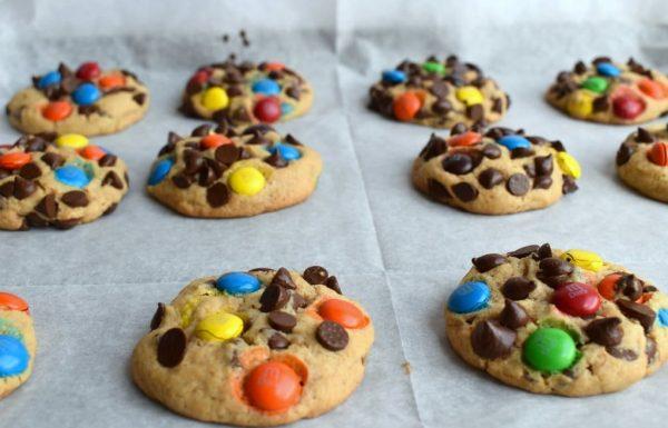 עוגיות שוקולד צ'יפס ועדשים שילדים אוהבים